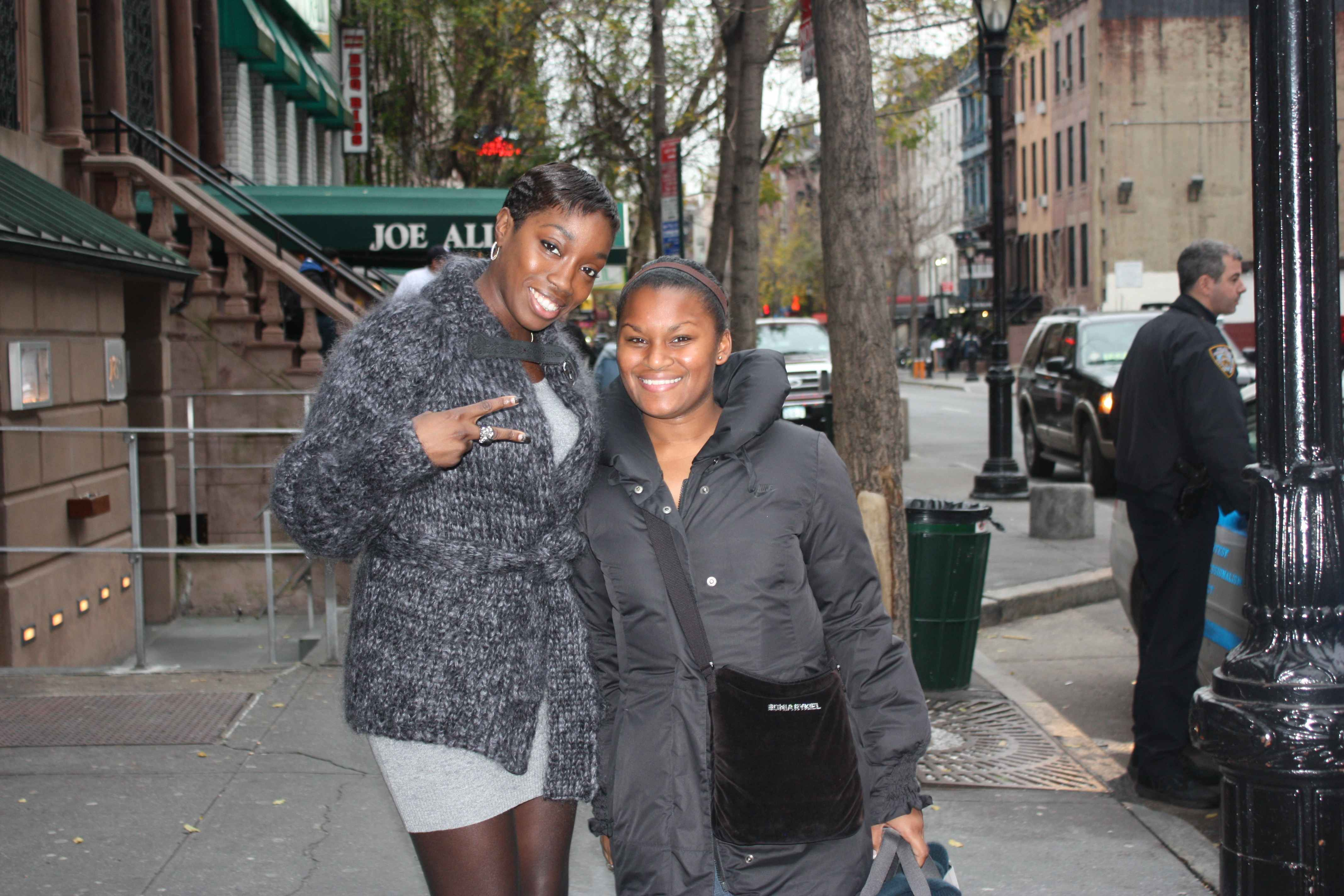 Estelle-Darling-star-à-New-York1 Rencontre avec une célébrité à New York : Estelle Darling