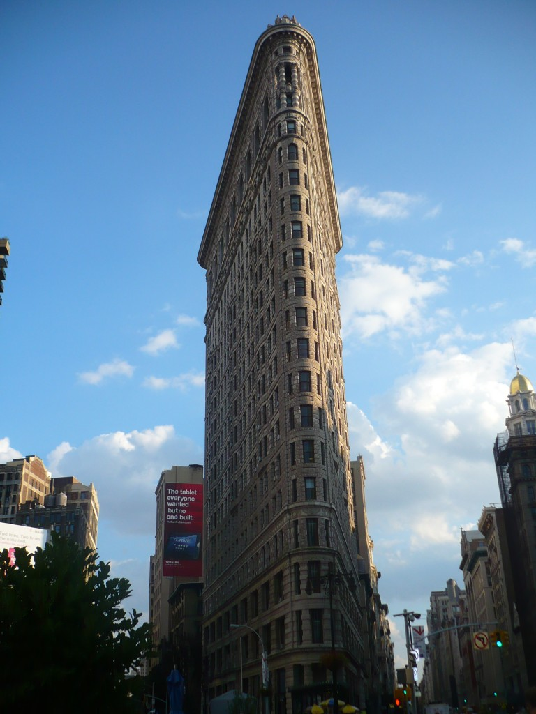5-flatiron-building-768x1024 Les photos de New York de Florence
