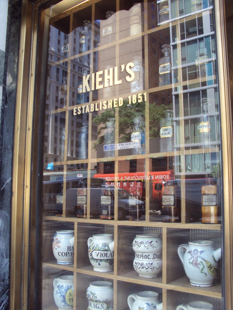 dsc01134-768x1024 Kiehl's à New York comme à Paris