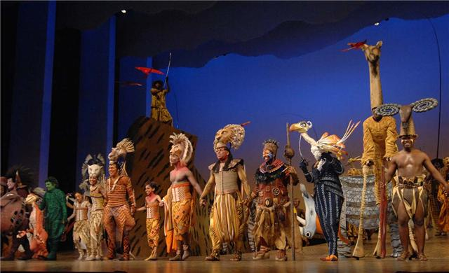 lion-king La comédie musicale le Roi Lion à New York, Broadway Show à voir