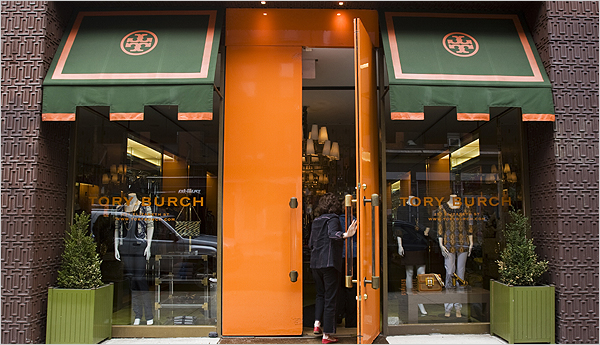 crit.600 Les ballerines Reva de Tory Burch, où trouver du Tory Burch à New York ?