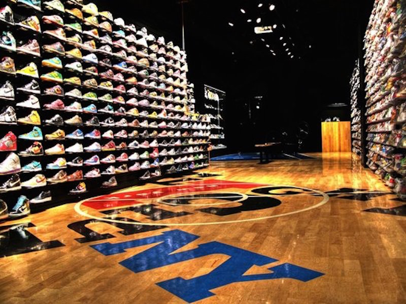 boutique nike pas cher new york