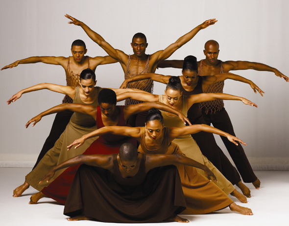 alvin-ailey Alvin Ailey American Dance Theater dans l'Upper West Side