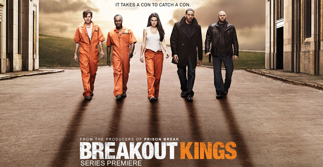 Breakout-Kings Mes séries américaines du moment