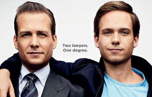 Suits-série Mes séries américaines du moment