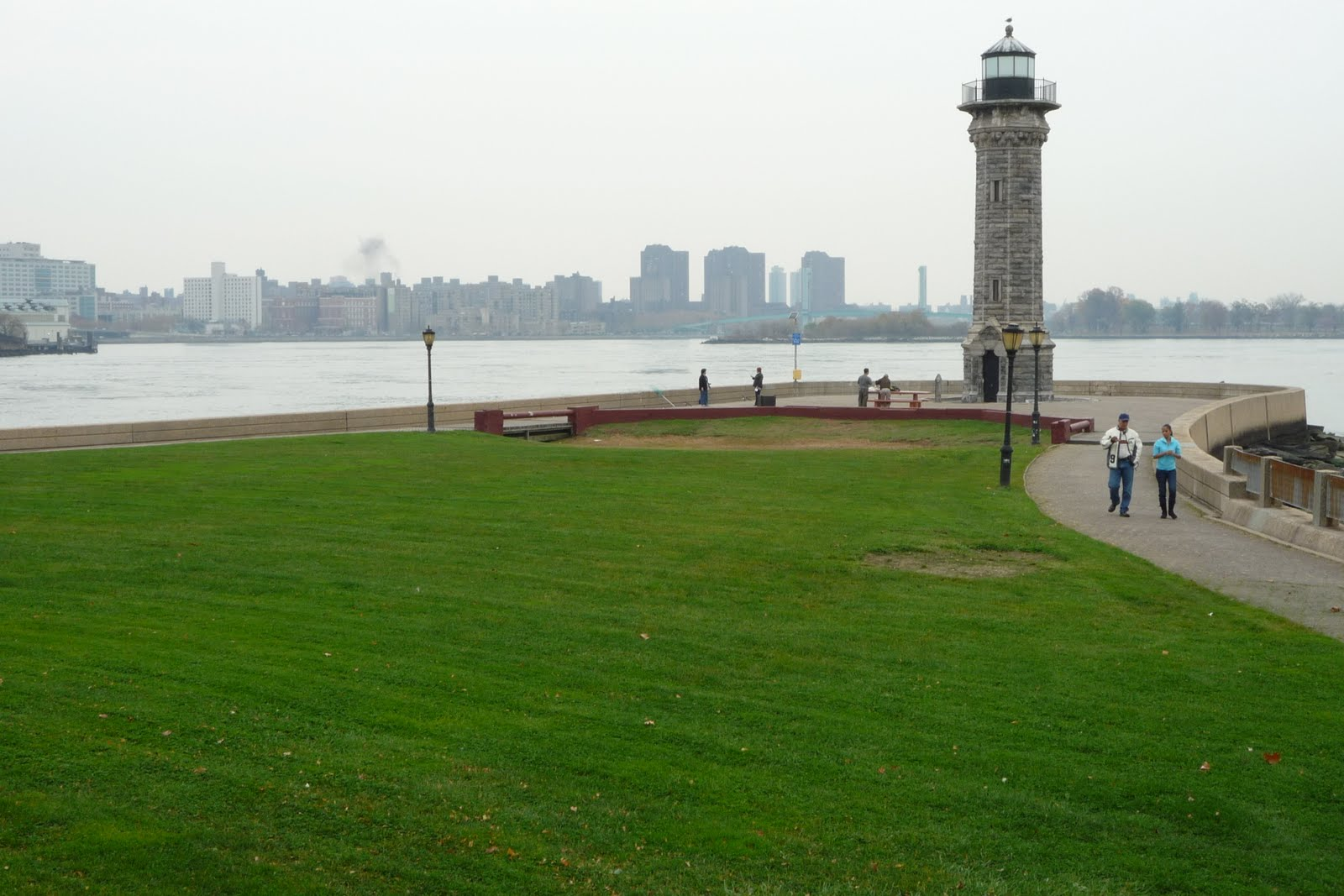 lighthousepark Roosevelt Island, un endroit insolite à New York
