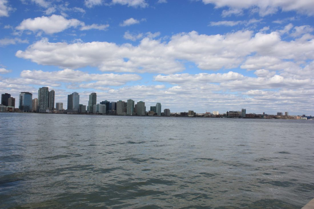 Battery Park esplanade new york