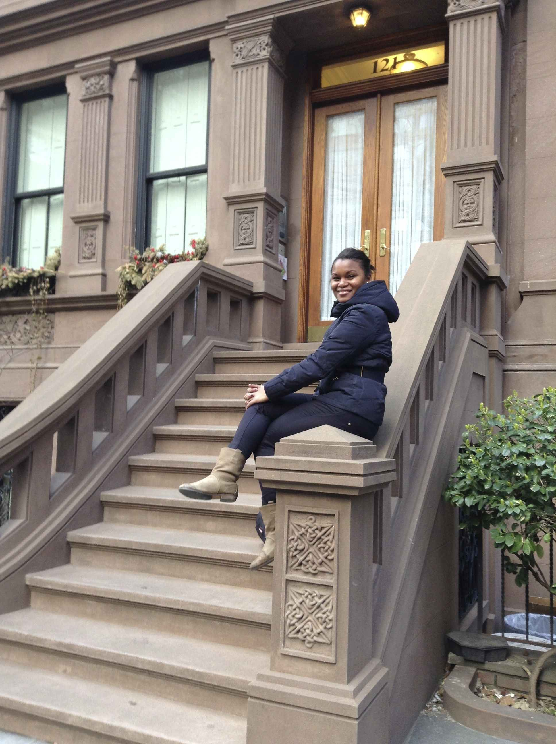 Brownstones-de-New-York Les brownstones à New York : mon coup de coeur !