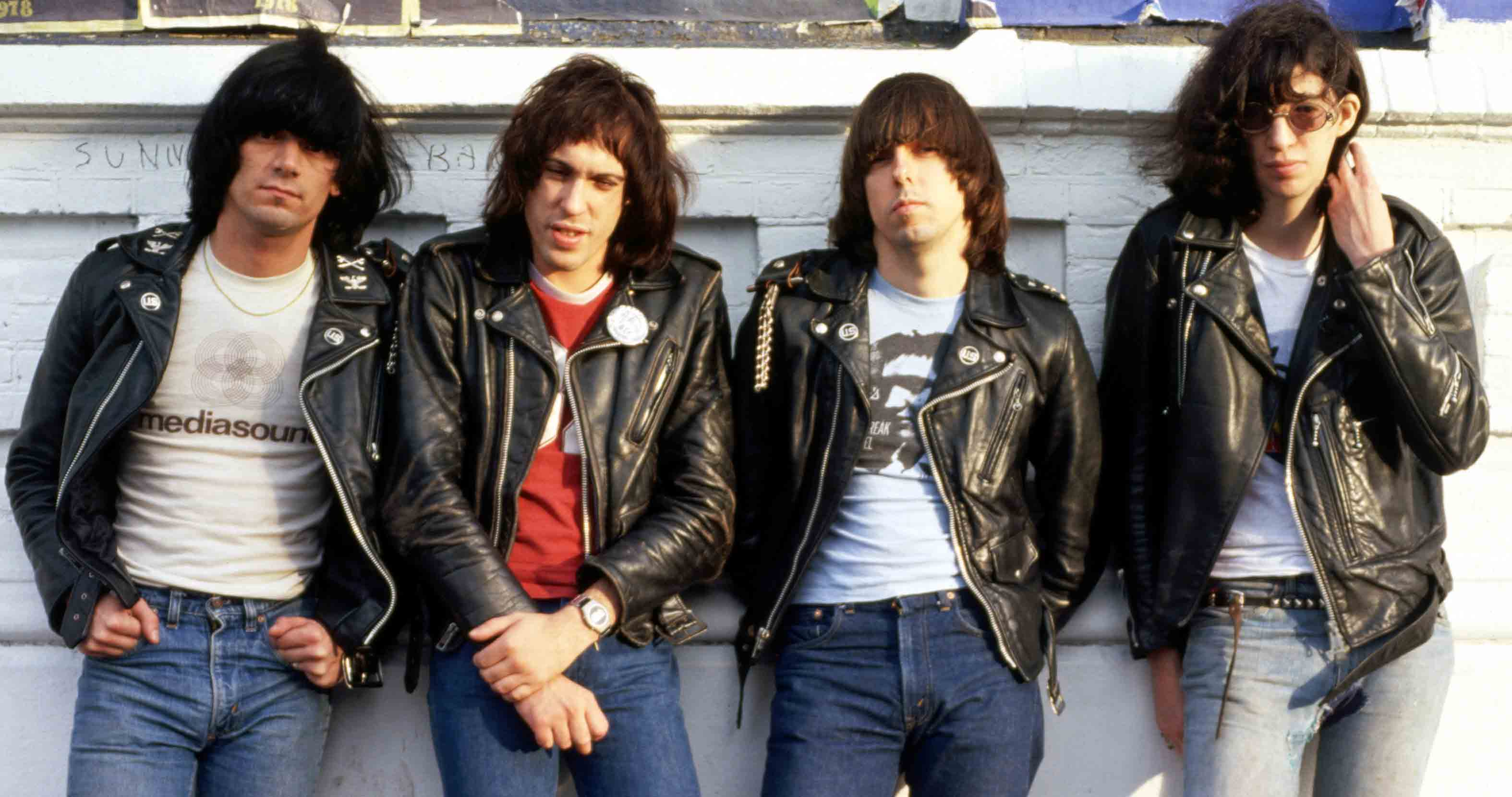 ramones New York a source of Inspiration #2 : famous men in New York