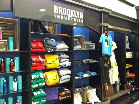 marque de vêtements Brooklyn Industries