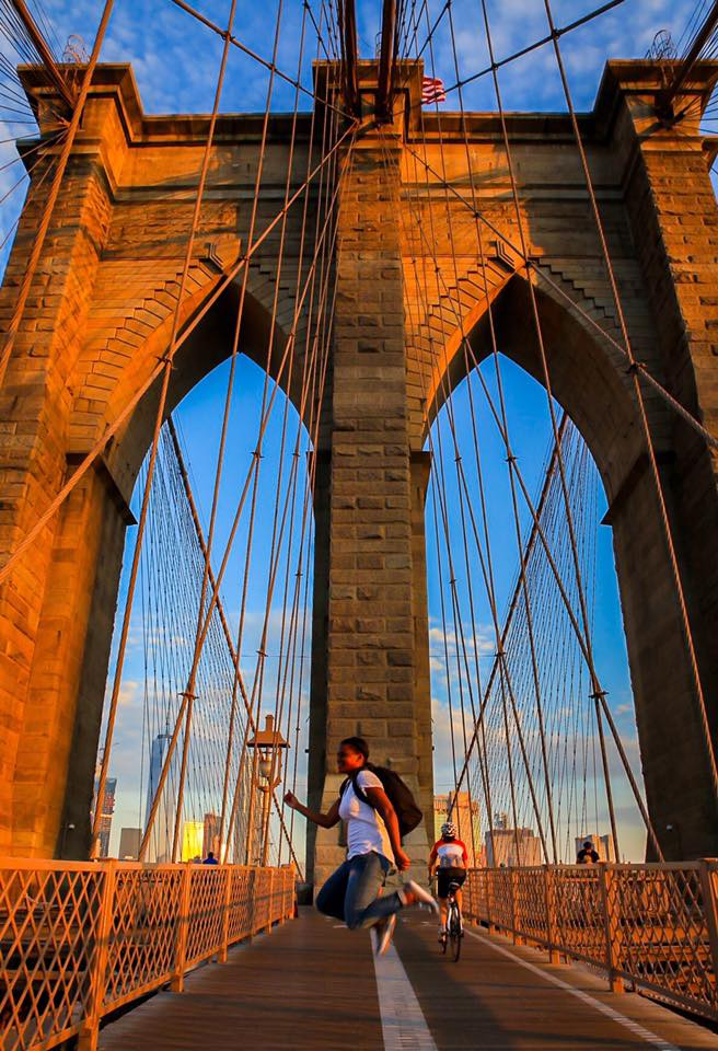 Brooklyn Bridge, Incontournable à New York