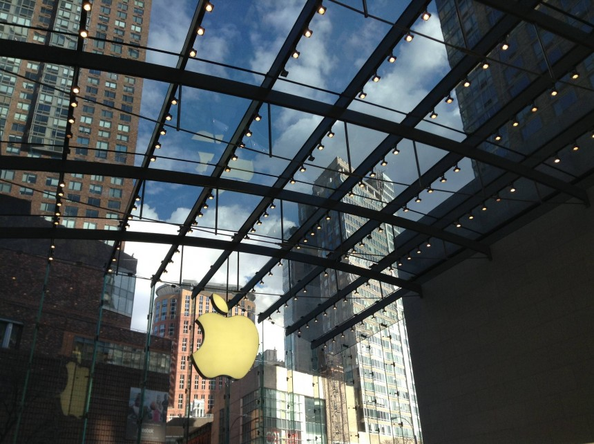 Apple-Store-Upper-West-Side-New-York-860x642 Apple Store Upper West Side New York - 1981 Broadway