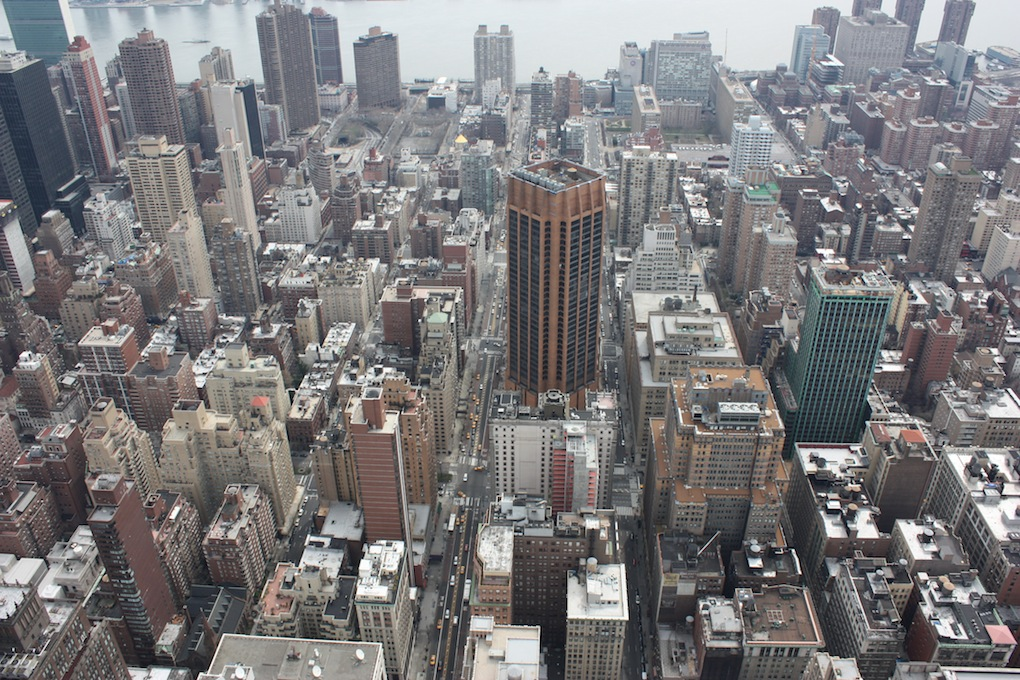 Observatoire Empire State Building