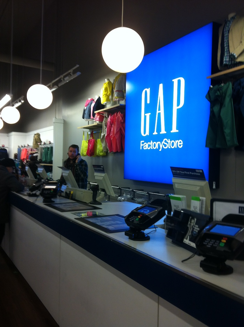 photo-31 Gap Factory Store - 125th Harlem