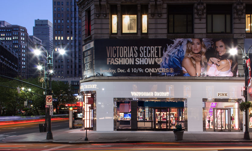 Victoria's Secret Herald Square à New York