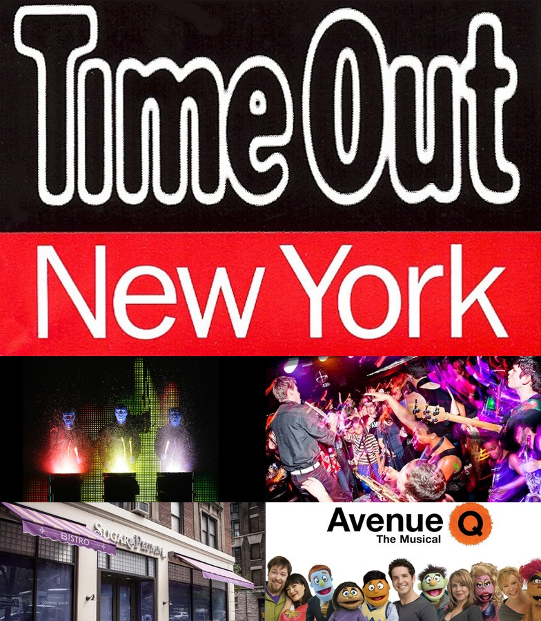 Time Out offers réduction new york
