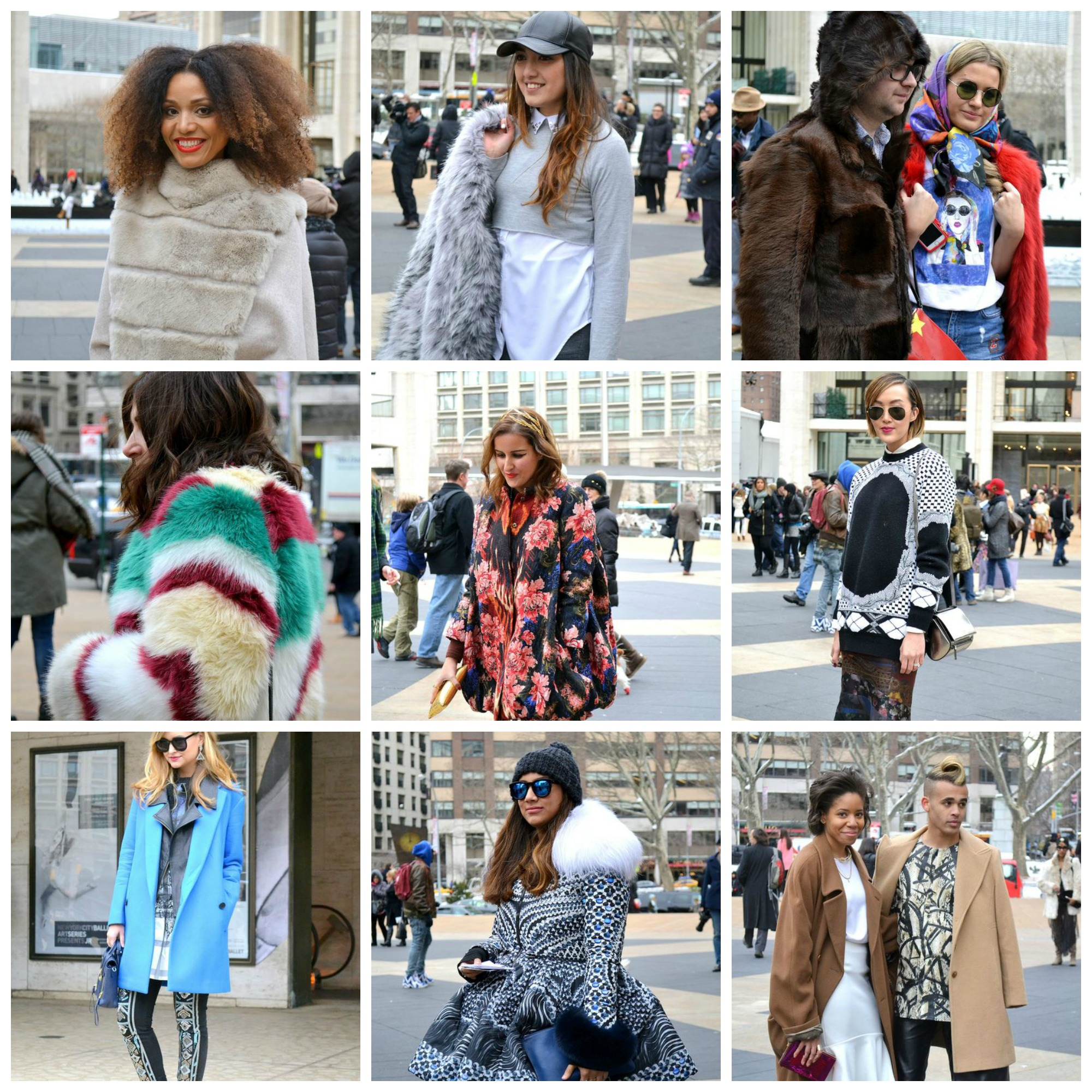 Minute mode NY Streetstyle 11 par Jennie  New York Fashion Week 2014