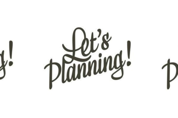 let's planning