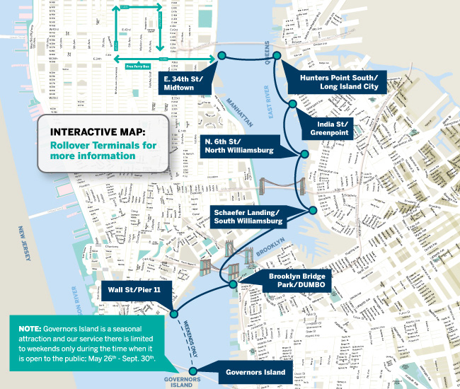 MapDraft_McMillian_FINAL_650x550_041112 East River Ferry Greenpoint, Brooklyn