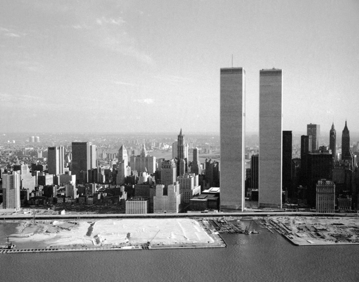 iconic-twin-towers New York, a source of inspiration #5