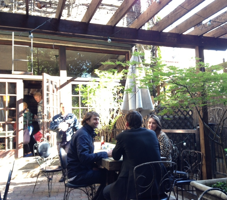 IMG_1267 RabbitHole Restaurant, Williamsburg