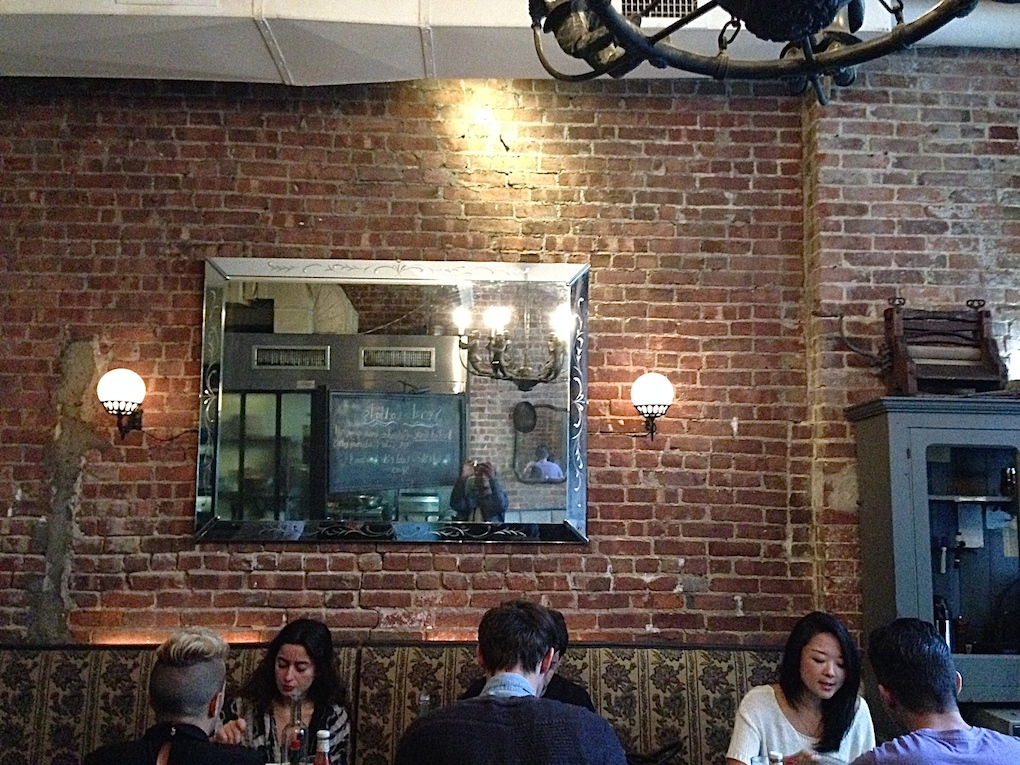 IMG_1274 RabbitHole Restaurant, Williamsburg