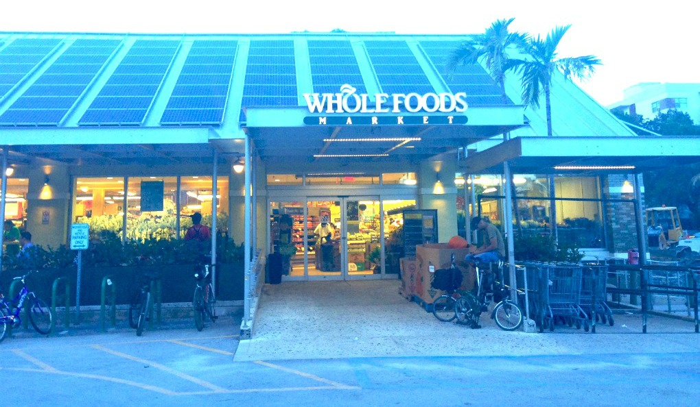 WFM1 Whole Foods Market, un bon plan pour manger à New York (ou aux States)