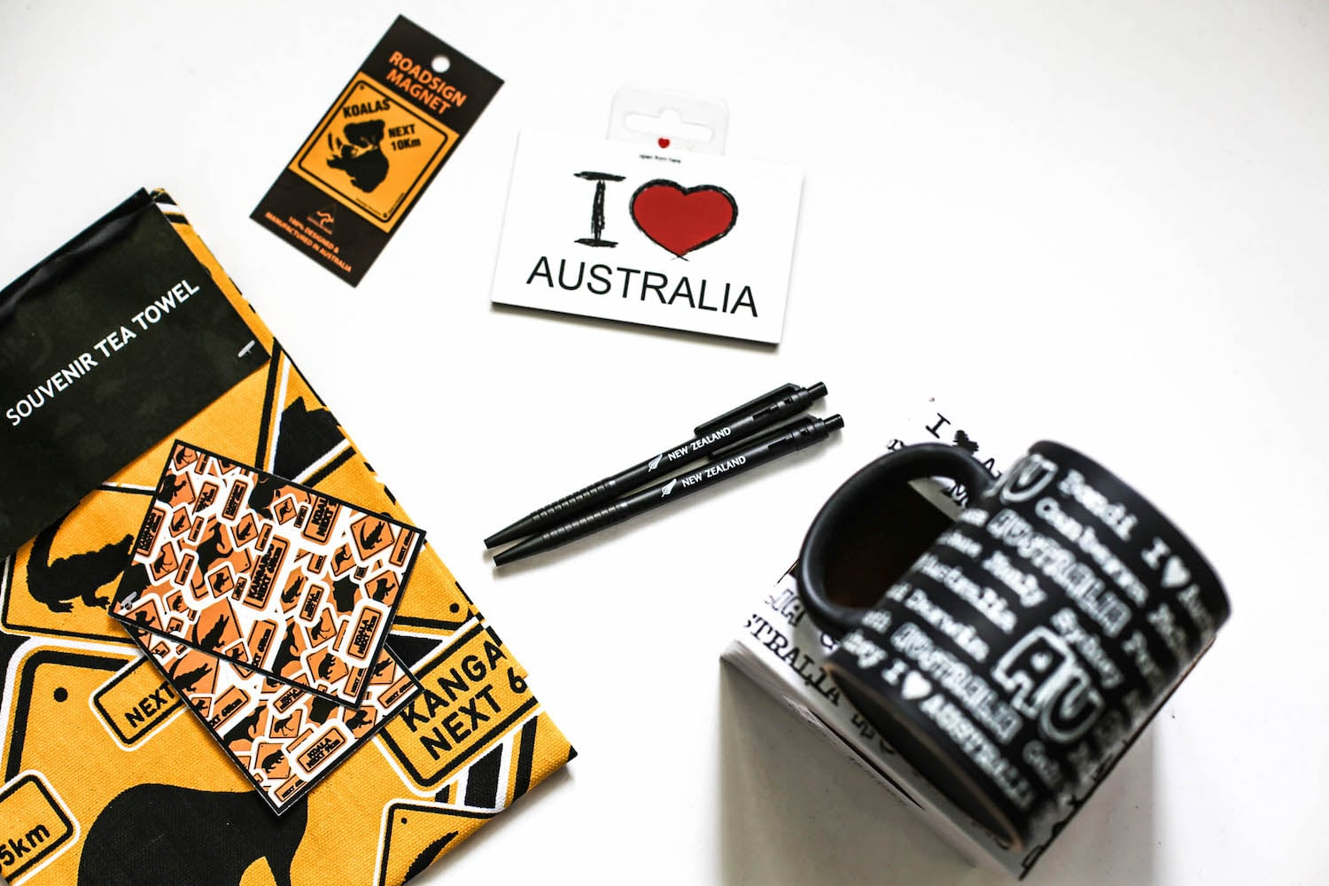 theme box australie