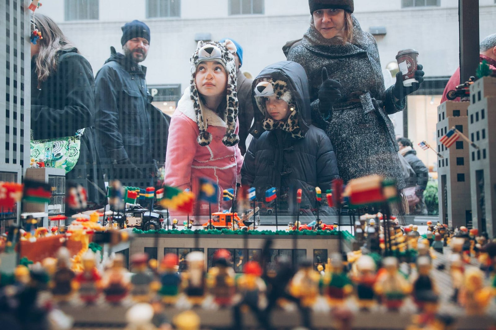 lego-store-new-york Christmas in New York, a source of inspiration #7