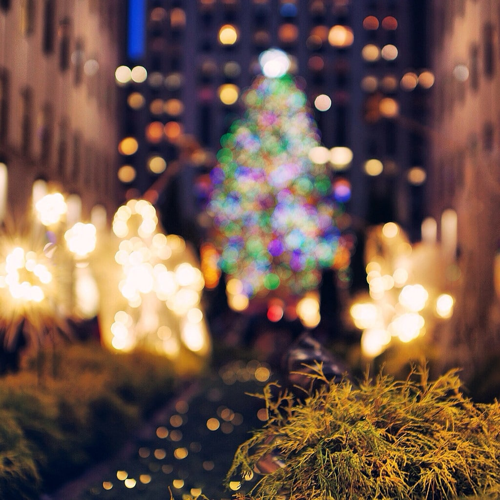 new-york-noel Christmas in New York, a source of inspiration #7