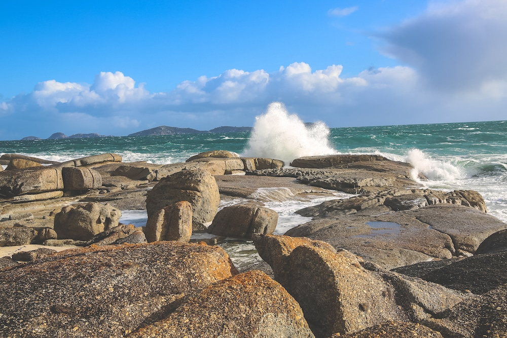 squeaky-beach-wilson-promontory-parc-national-australie Le parc national Wilson Promontory en Australie