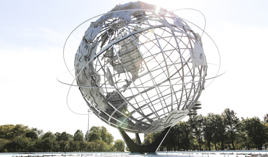 the-universe-queens-flushing-meadows-park-copie Flushing Meadows Corona Park et Unisphere dans Queens