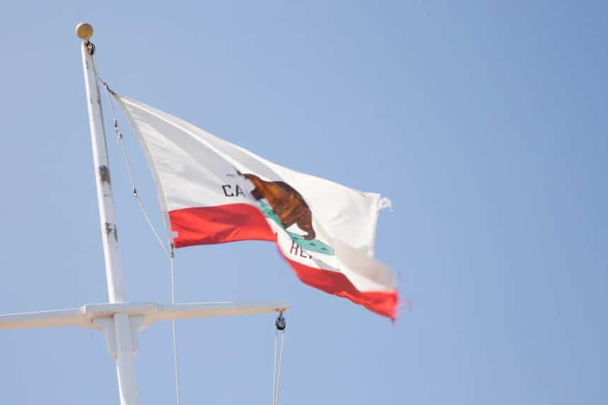 drapeau-californie-los-angeles-3-1-860x573 Los Angeles, de Malibu à Santa Monica #2 Road Trip en Californie