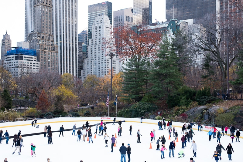 Patinoires-NYC-Noel-à-New-York-2016-3 Les patinoires à New York en hiver