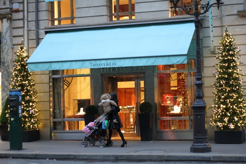 tiffany-and-co-vendome-noel-a-paris Mes endroits préférés pour les décorations de Noël à Paris