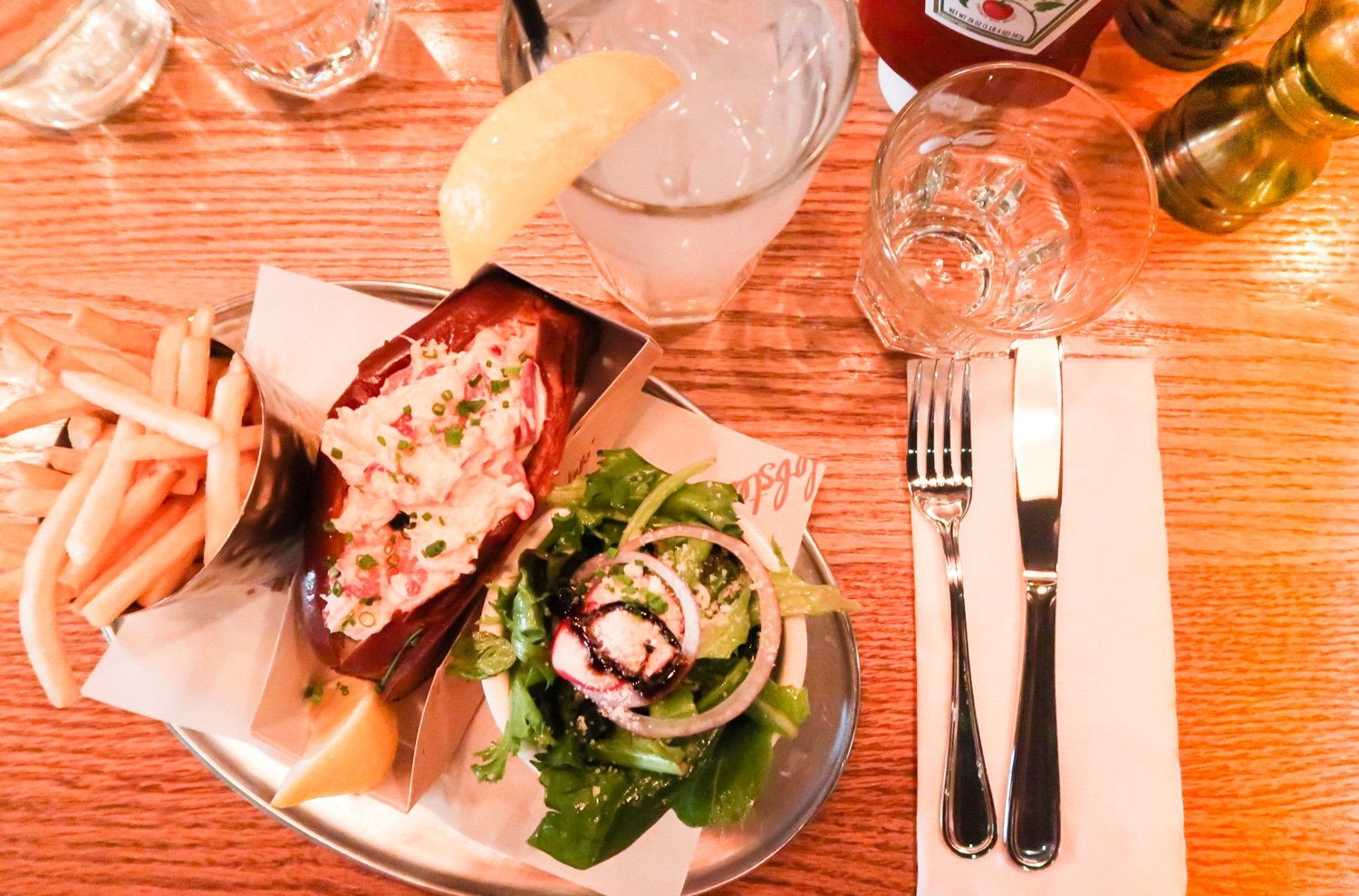 burger-and-lobster-flatiron-restaurant-new-york Burger & Lobster, un chouette restaurant pour manger du homard à New York