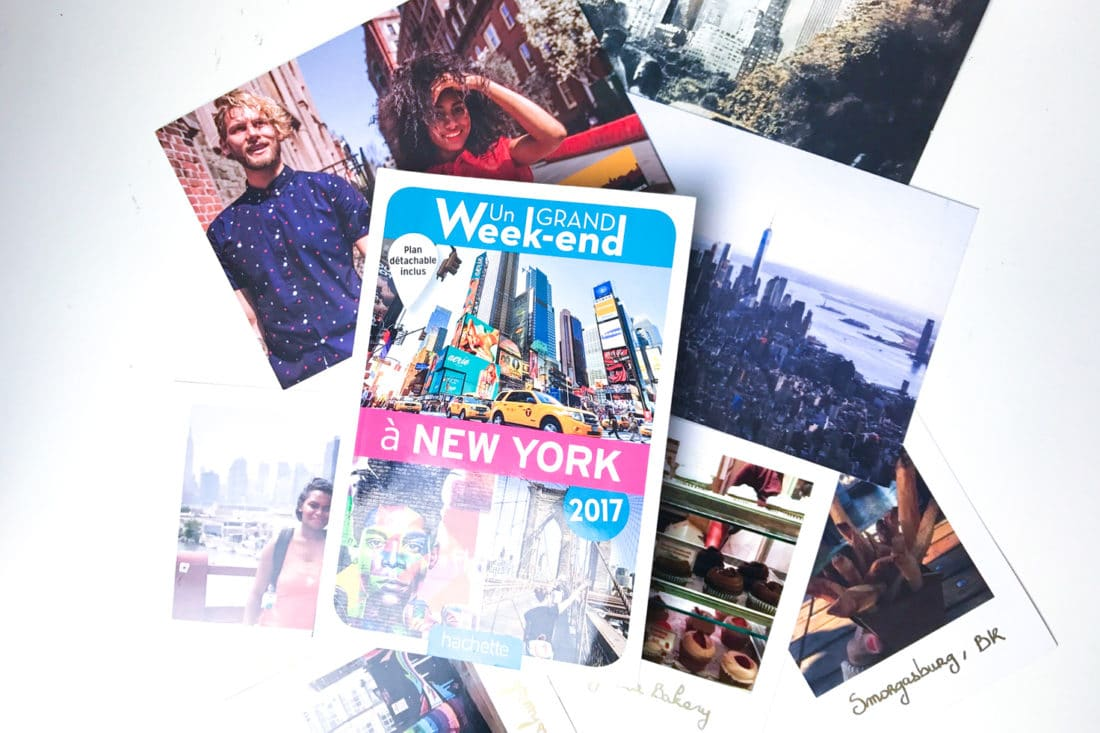Le guide un Grand Week End A