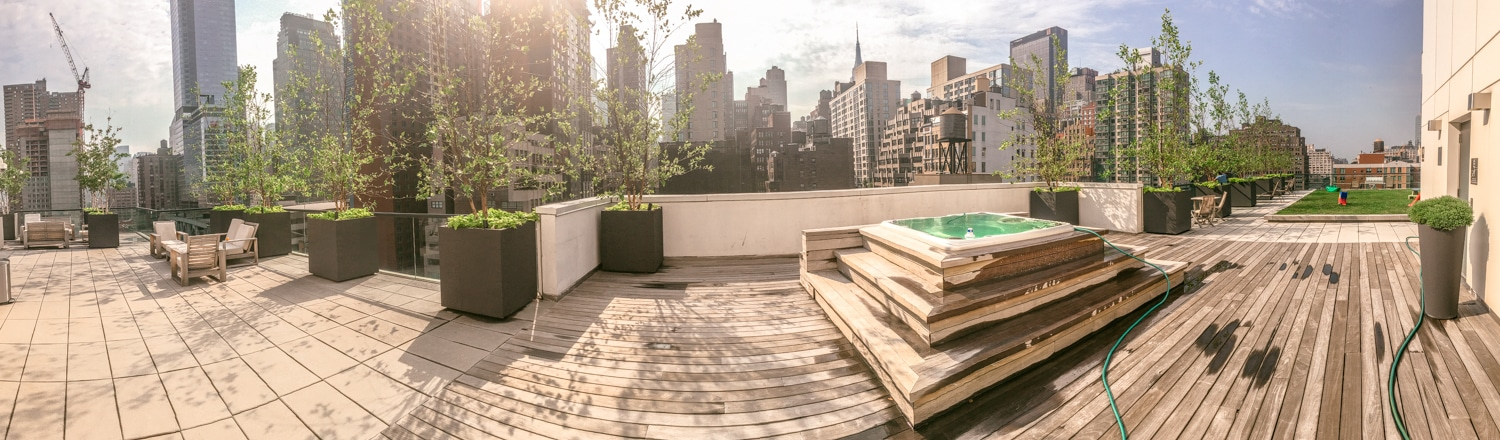 rooftop-cassa-times-square-new-york-jaccuzzi Quel hôtel à New York le Cassa Times Square !