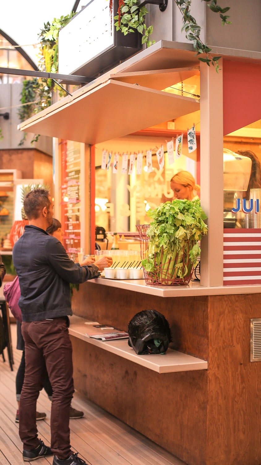 food-court-de-paris-we-are-juice J'ai découvert le premier food court de Paris : Parisian Omnivore District