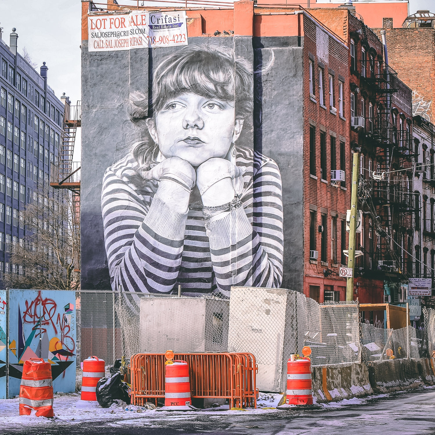 street-art-east-williamsburg-colossal-media Un week end à New York 4 jours