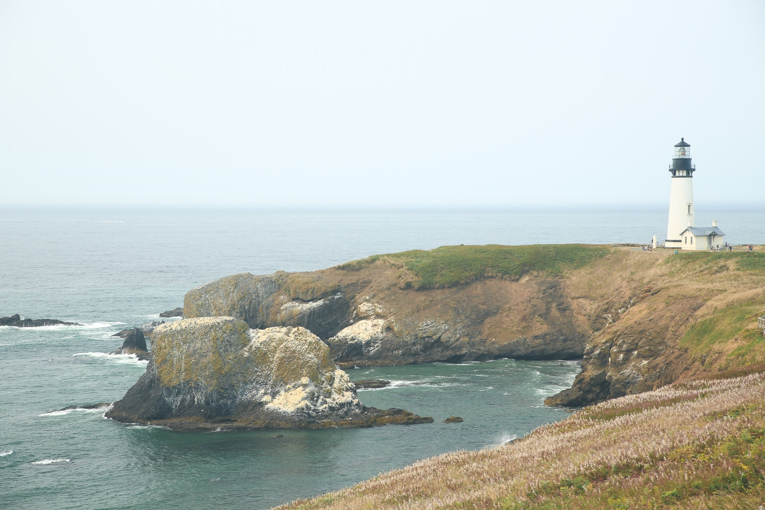 Yaquina-Head-Outstanding-Natural-Area-lighthouse-oregon Road trip en Oregon - guide spécial itinéraire  9 jours
