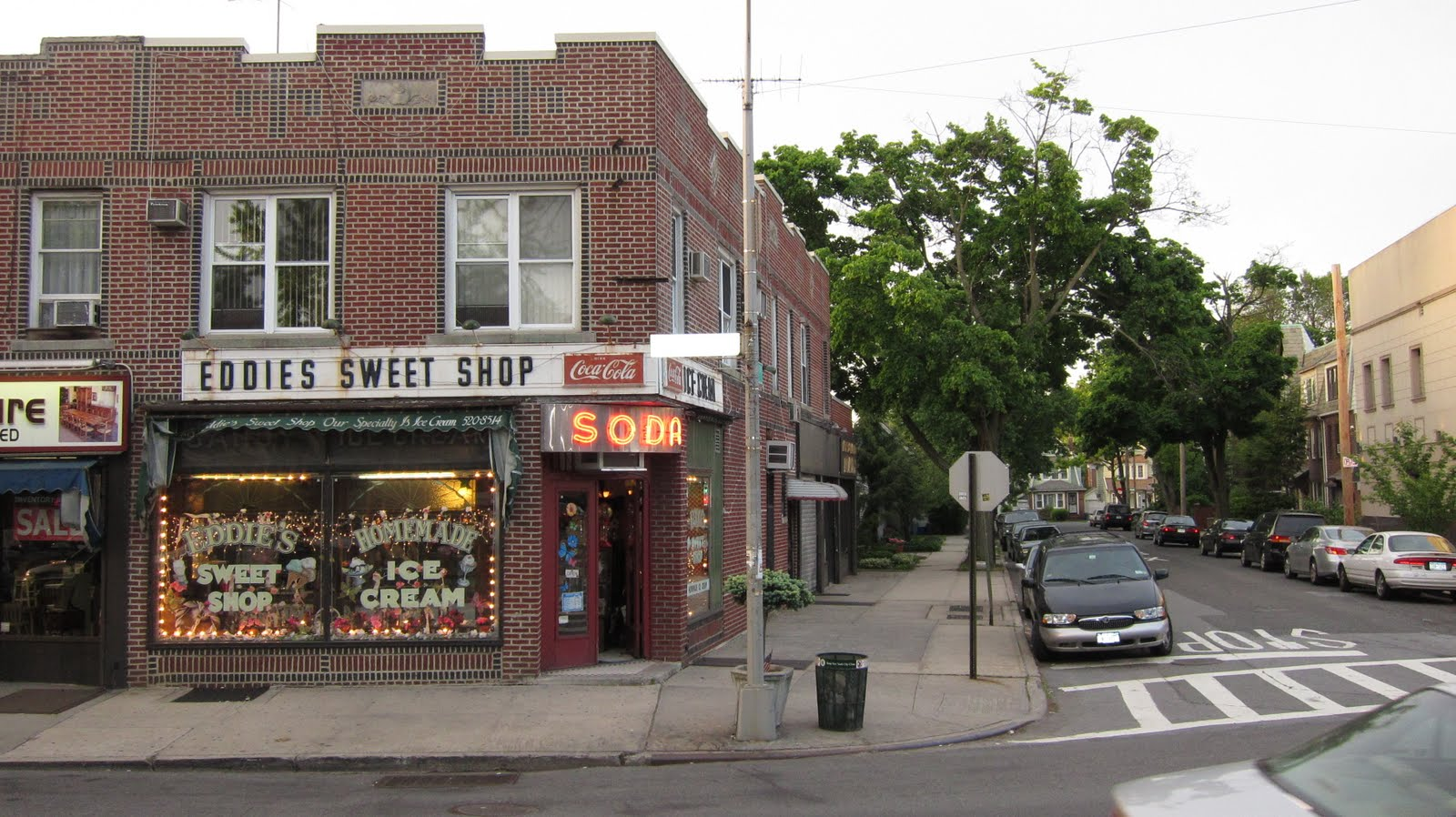 eddies-sweet-shop Les lieux de tournage à New York de la série Power Starz
