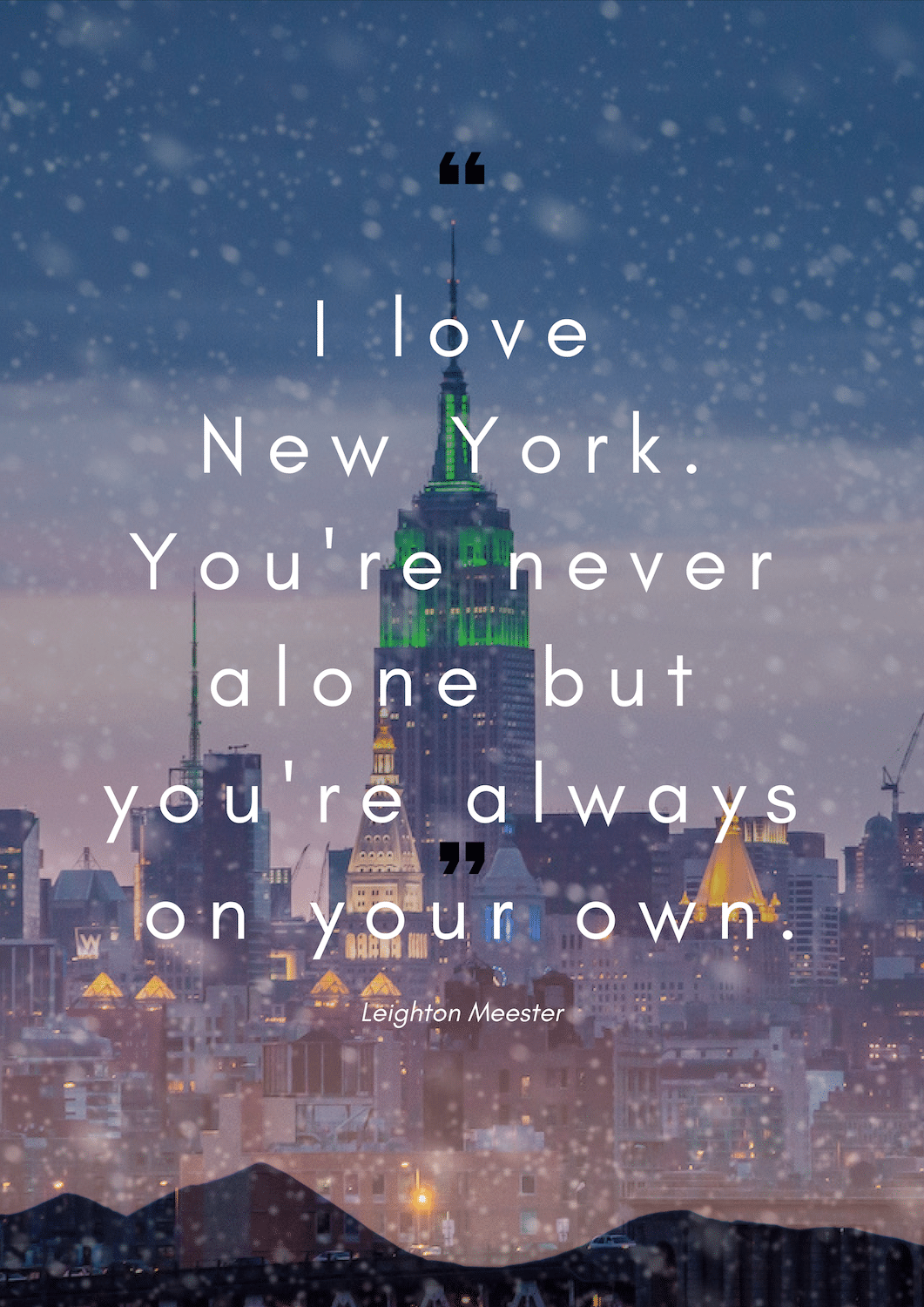 citation-new-york-city Citation de New York - Mes favorites