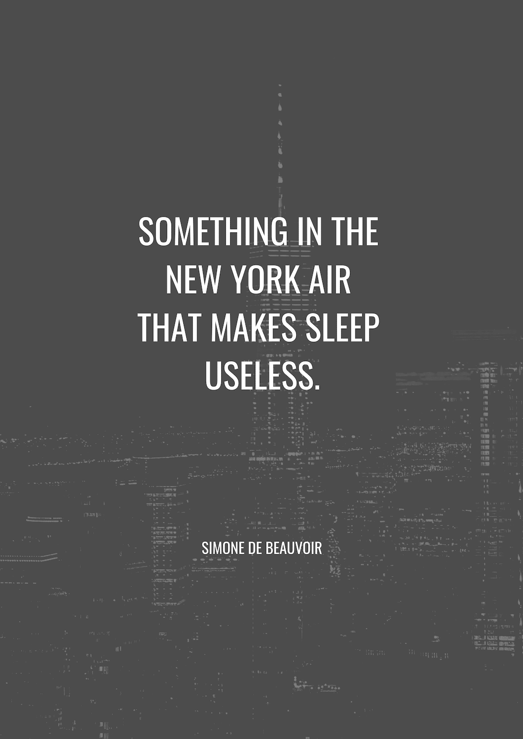 citation-ny Citation de New York - Mes favorites