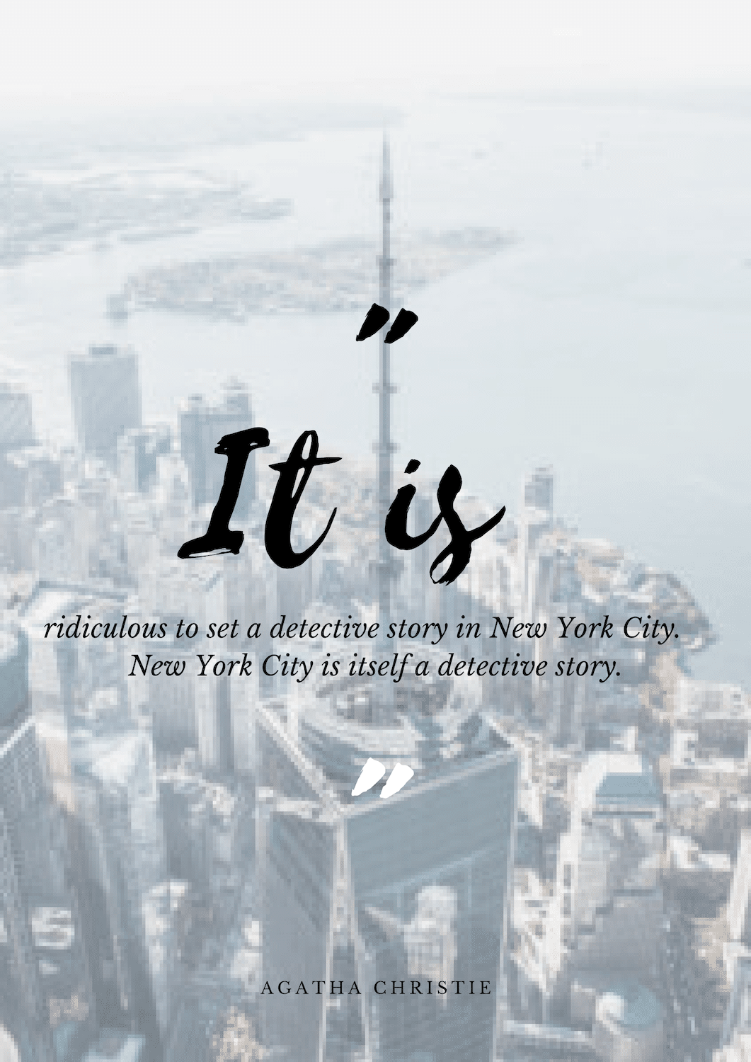 new-york-quote Citation de New York - Mes favorites