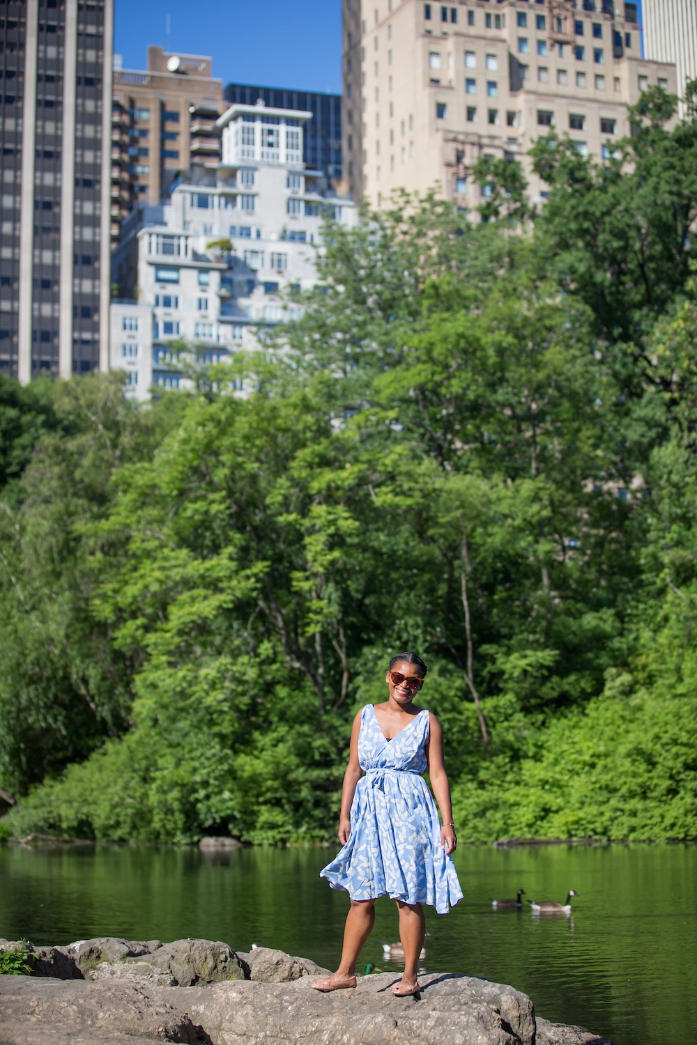 central-park-new-york-photo Mon superbe shooting photo à New York avec Johnny !