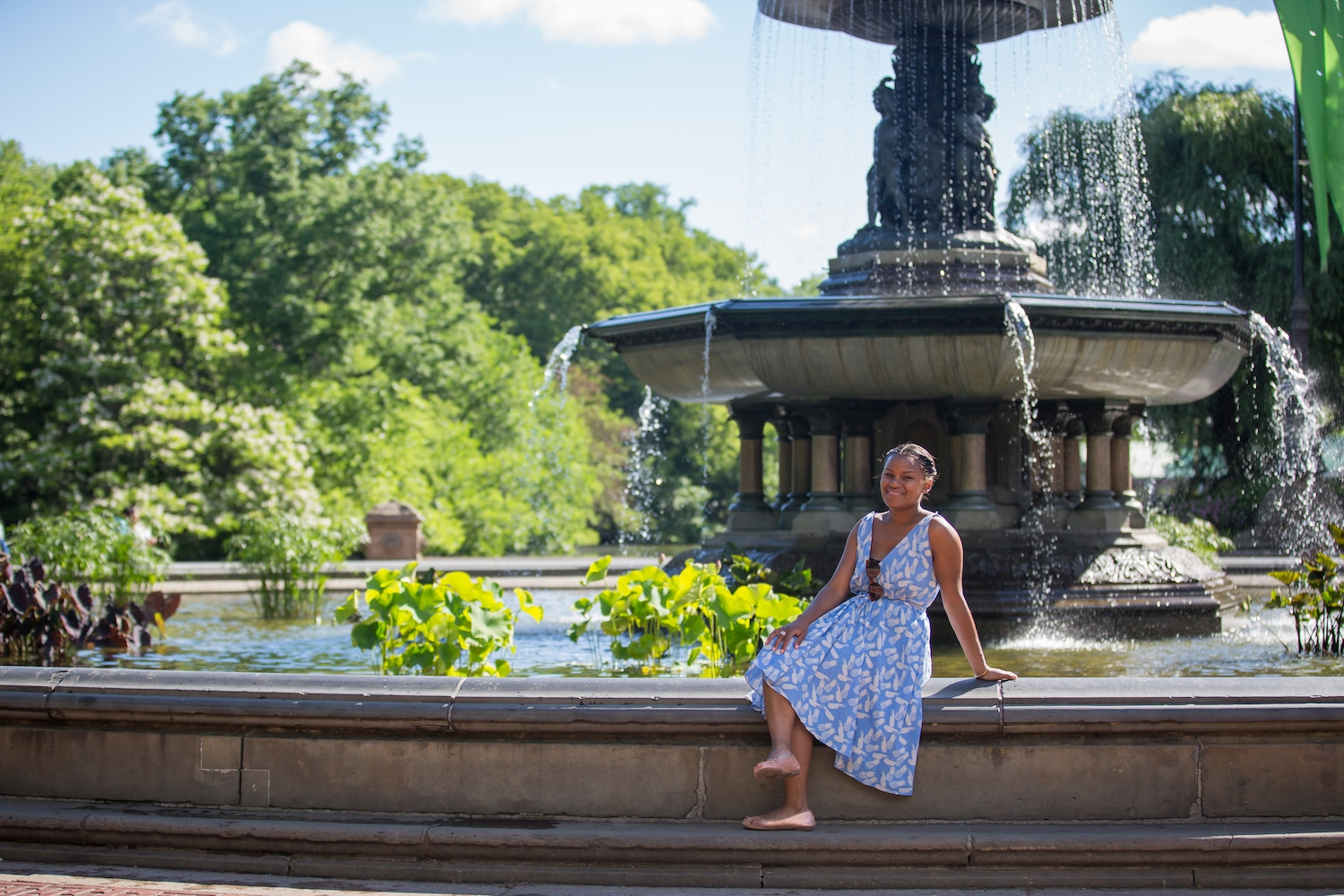 central-park-photographe-shooting-new-york Mon superbe shooting photo à New York avec Johnny !