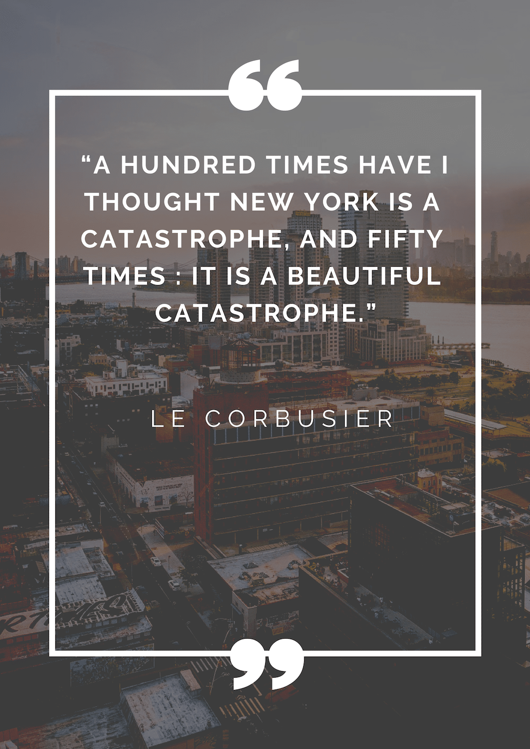 nyc-citation Citation de New York - Mes favorites