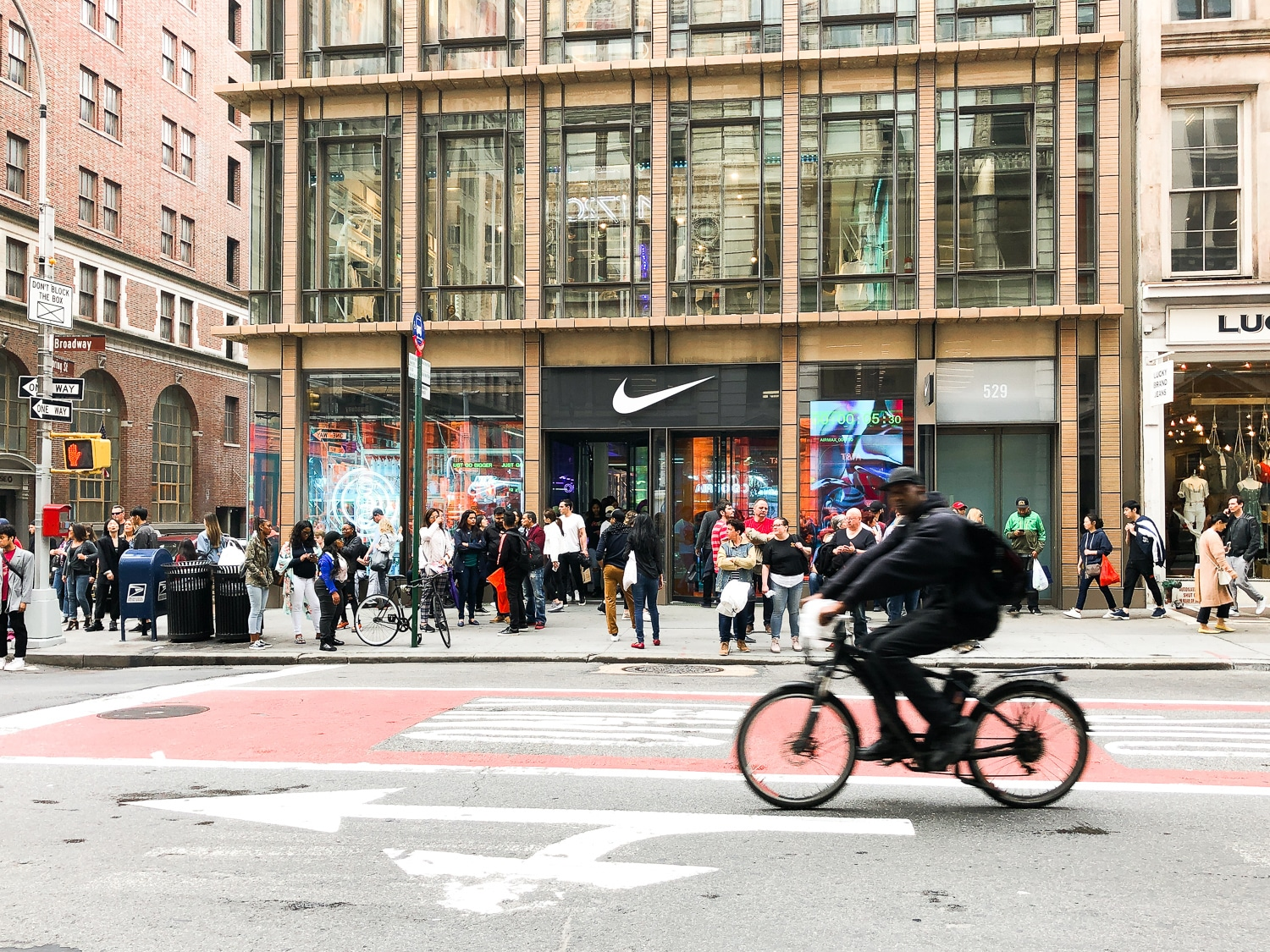 Nike New York Store SoHO
